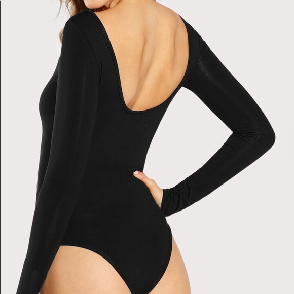 Aritzia - Wilfred Free Black body suit